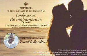 Conferencia Matrimonial DF